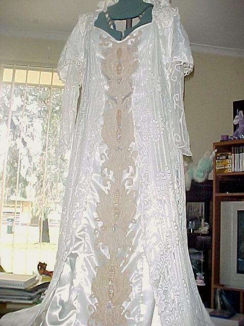 Amidala Wedding Dress