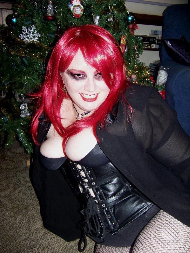 goth christmas 2011 fgurihere on deviantart