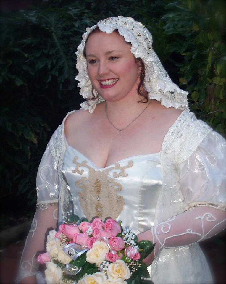 Helena Padme Amidala Wedding Dress By Gurihere