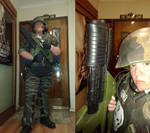 Aliens Colonial Marine Costume