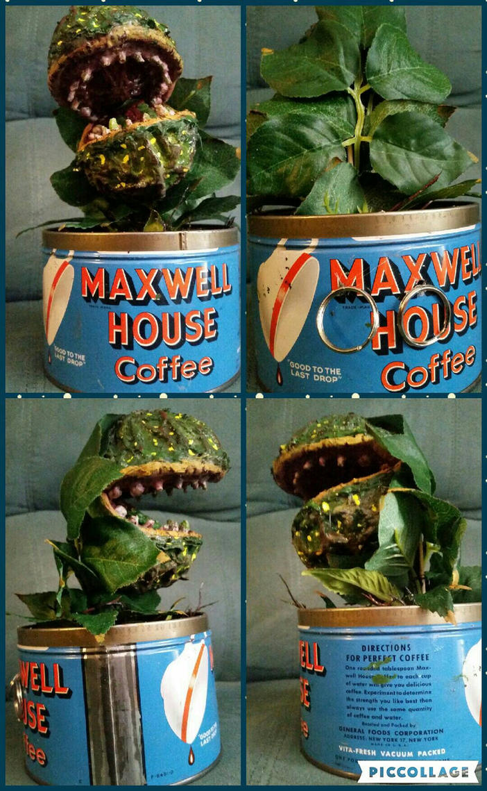 Little Shop of Horrors Audrey 2 FINISHED by gurihere