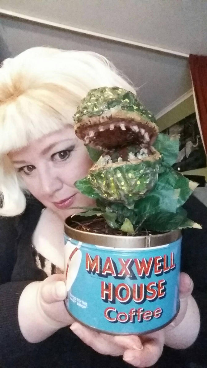 Little Shop of Horrors COSPLAY by gurihere