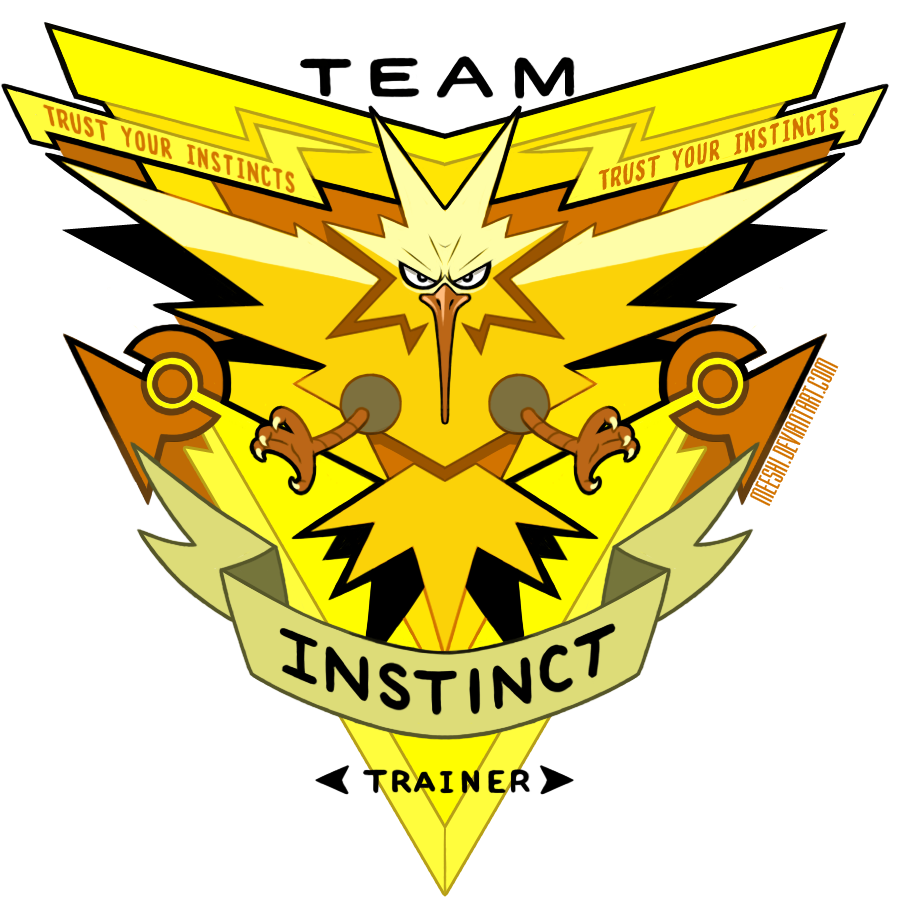 Team Instinct by Meeshi