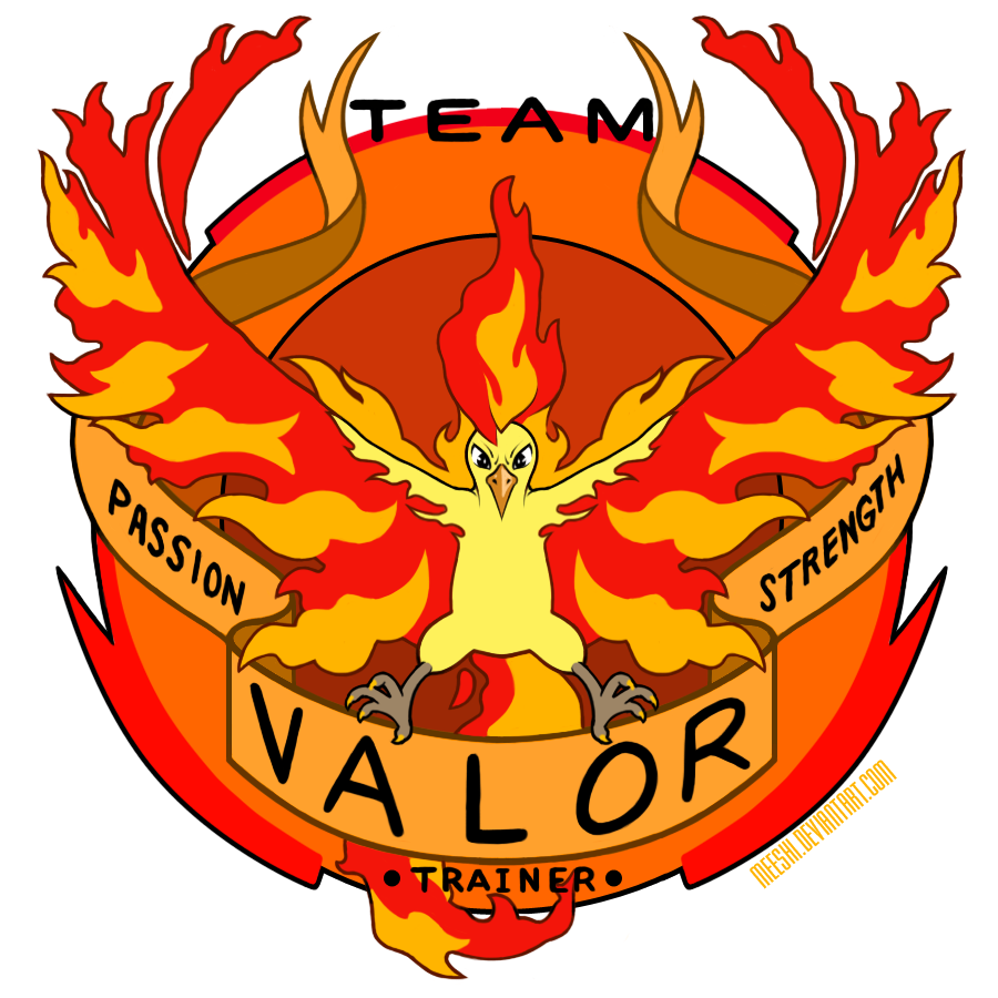 Team Valor by Meeshi
