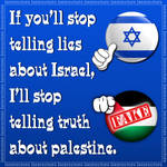 Stop Telling Lies About Israel