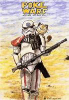 Poke Wars by Tepee