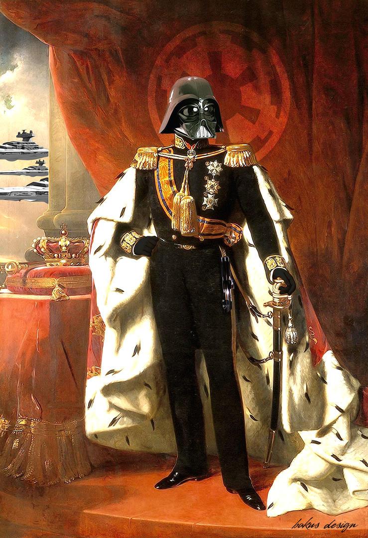 King Vader by Bakus-design