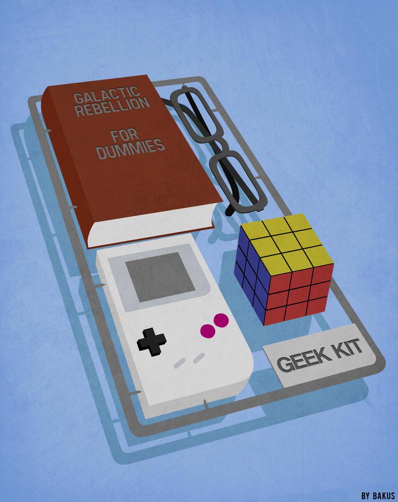 Geek Kit by Bakus-design