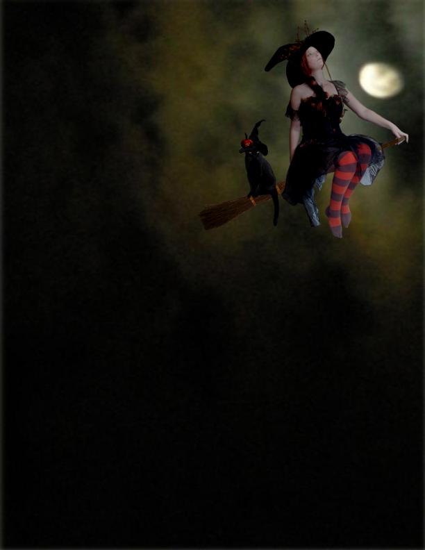 Flying through a fall sky by Jazzman1989