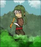 Araki - Shakuhachi ninja