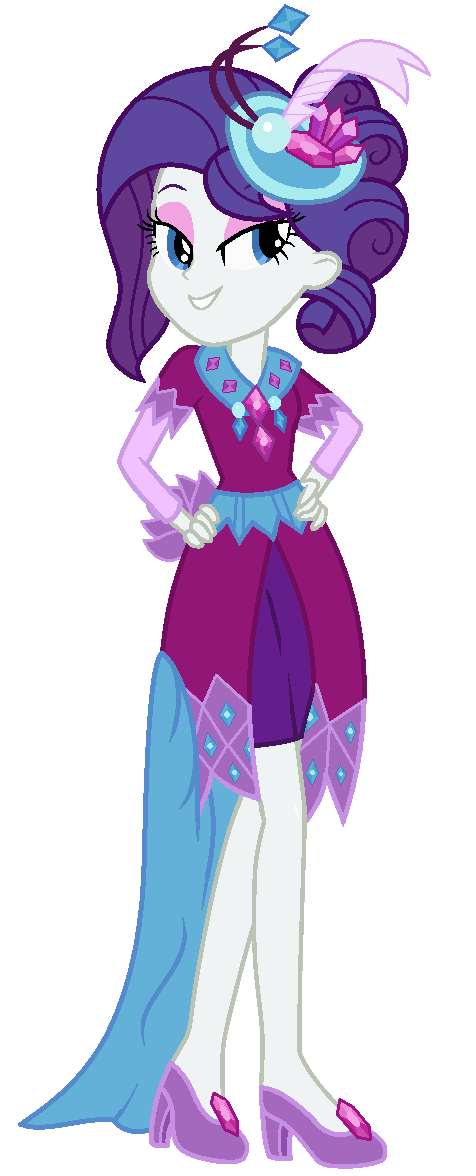 Eqg Gala Rarity 2 By Imtailsthefoxfan On Deviantart
