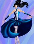 TARDIS Dress Concept
