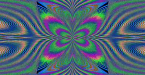 Disco Butterfly 10
