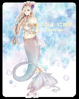 Gold Siren + Hydra bonus [SPECIAL AUCTION CLOSED] by kirailin