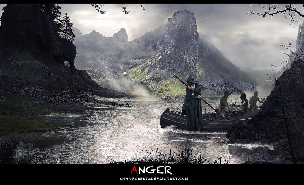 Anger by Anna-Roberts