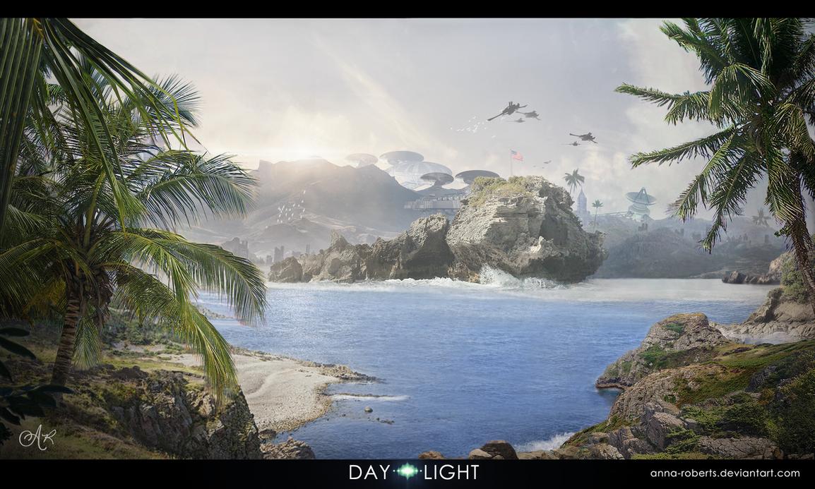 Daylight by Anna-Roberts