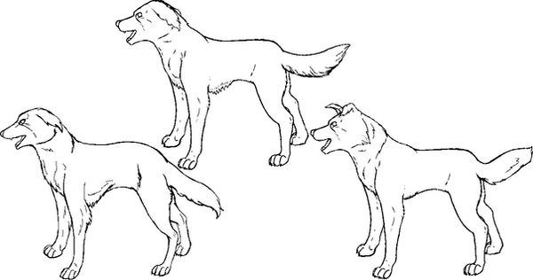 Free Ginga Lineart 2 by snailkites