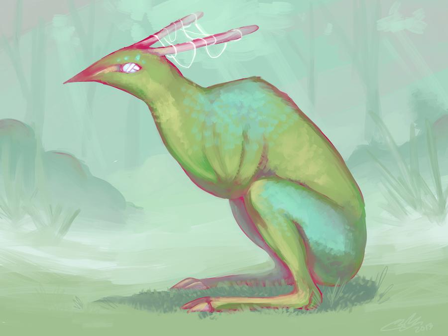 Kiwi by Gingastar18