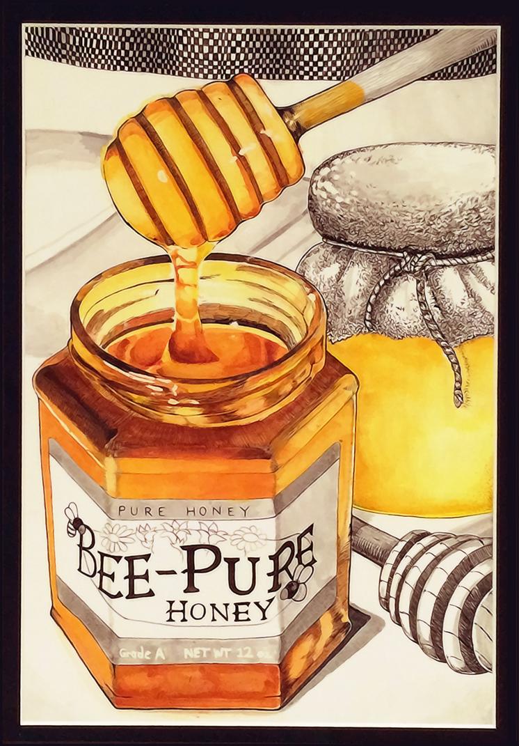 Honeypot by Gingastar18