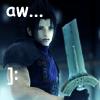 I R SAD PLZ--Zack by cosmicwheels