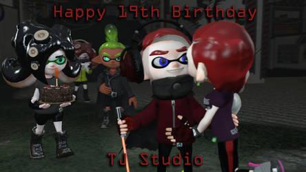 [Splatoon SFM] TJ's 19th Birthday