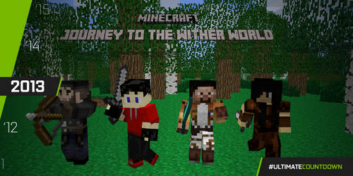 #UltimateCountdown 2013 - Minecraft: JttWW