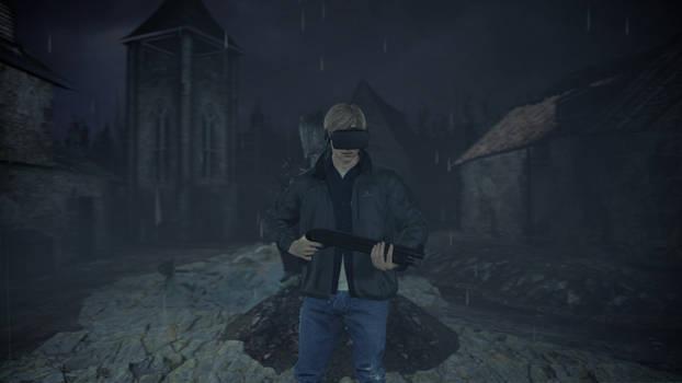 [RE4 SFM] VR Leon [Oculus Rift CV1 Ver]