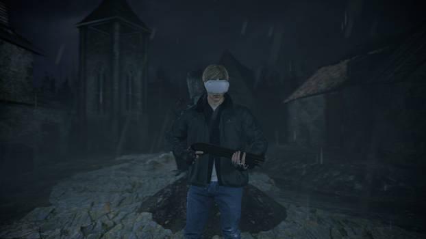 [RE4 SFM] VR Leon