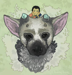 The Last Guardian by syntirulla