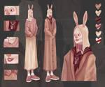 [CLOSED] Rabbit Girl Adopt