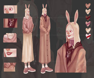 [OPEN] Rabbit Girl Adopt