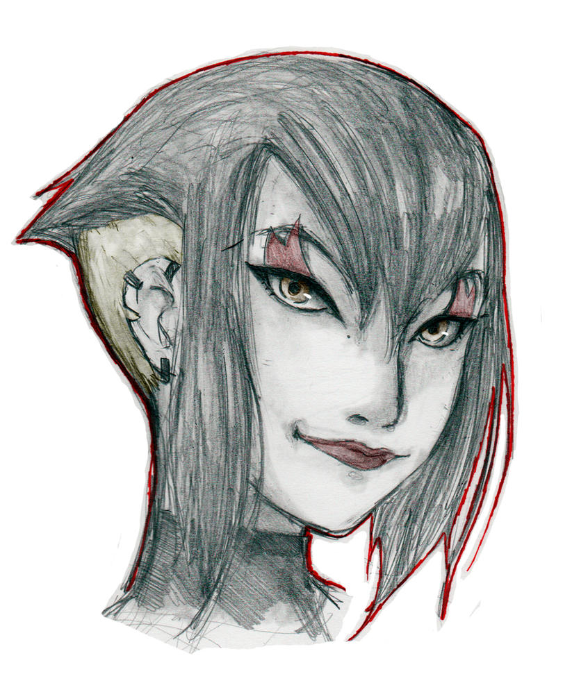 Karai again by ActionKiddy