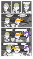 TMNT fan comic: Walks like an Angel part 21