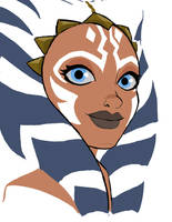 Ahsoka Tano by ActionKiddy