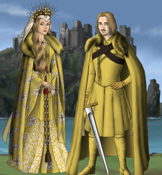 King and Queen of the Sun Kingdom by KingOpalay ...