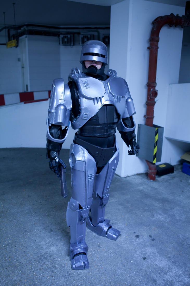 MCM RoboCop by Dax79
