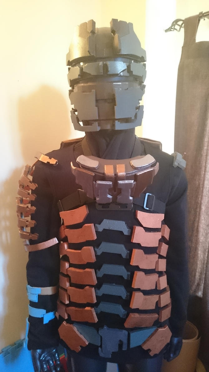 WIP - Deadspace 2 Front by Dax79