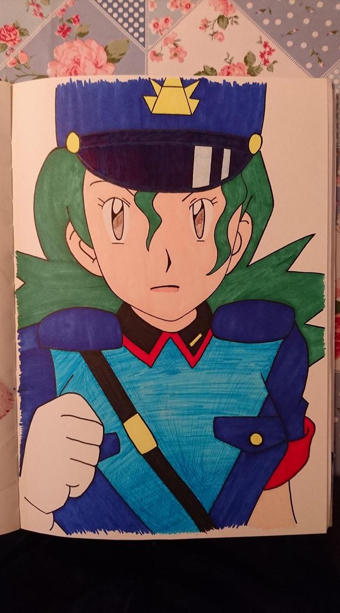Officer Jenny by Dax79