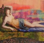 Venus in Love by KanchanMahon
