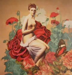 Ariadne by KanchanMahon
