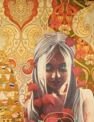The Scarlet Woman by KanchanMahon