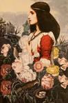 Pre-Raphaelite Botanical