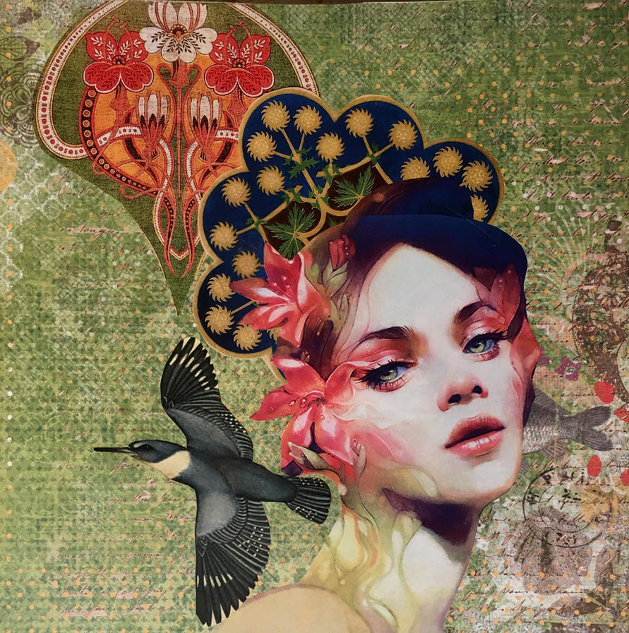 Dream Images by KanchanCollage