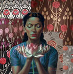 Lotus Woman
