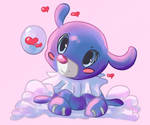 Lovely Popplio