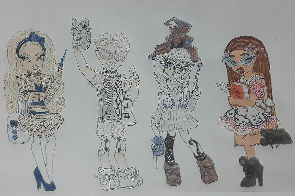 Cool Kids by GuiZSTAR