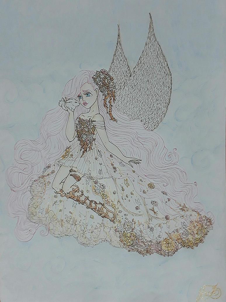 Goddess of Kindness by GuiZSTAR