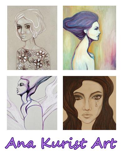 Ana Kurist Art by OccupyedHead
