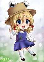 Chibi -9- Destiny by Hanai-Kira