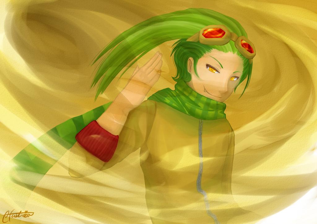 Sandstorm by Hanai-Kira
